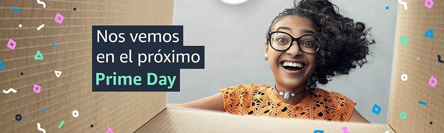 Amazon Prime Day 2021   Amazon.es