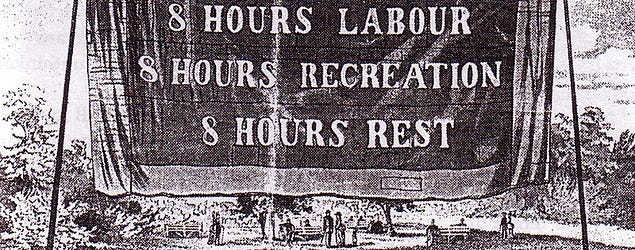 The Origin Of The 8-Hour Work Day: Why Do We Work For 8 Hours A Day 5 Days  A Week? - onedio.co