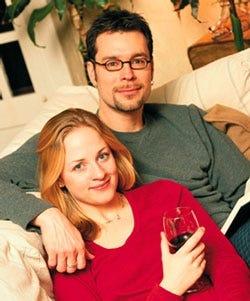 Jill Nickles and Brendan Eiler.