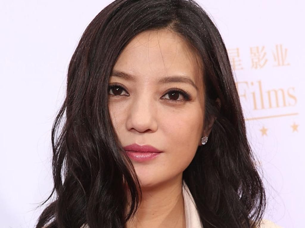 Zhao Wei at Hollywood's TLC Chinese Theater in 2015. Picture: Todd Williamson/Getty Images for Sun Seven Stars Media