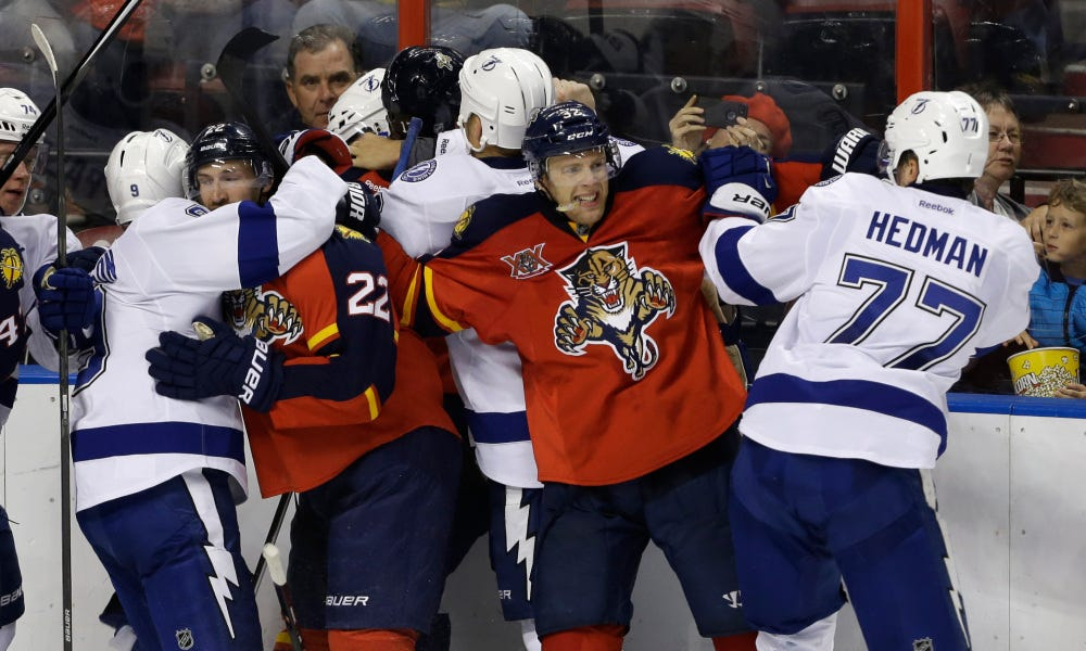 Panthers vs. Lightning live stream: TV channel, how to watch