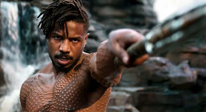 How Can Michael B. Jordan's Killmonger Be Alive in Black Panther 2?