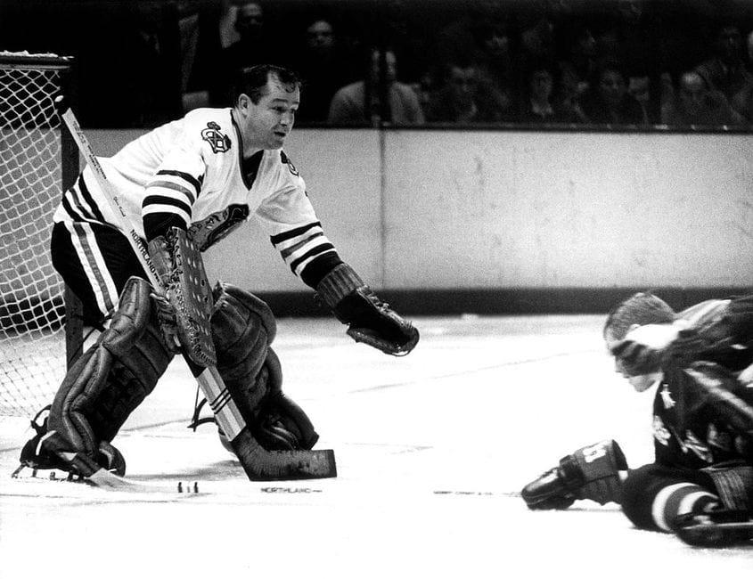 """The Best of """"Mr. Goalie"""" Glenn Hall"""