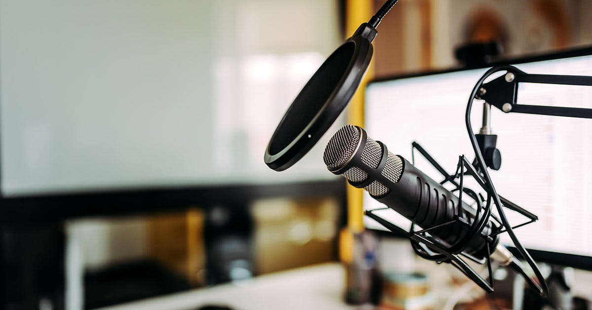 5 Reasons Why You Should Start A Branded Podcast