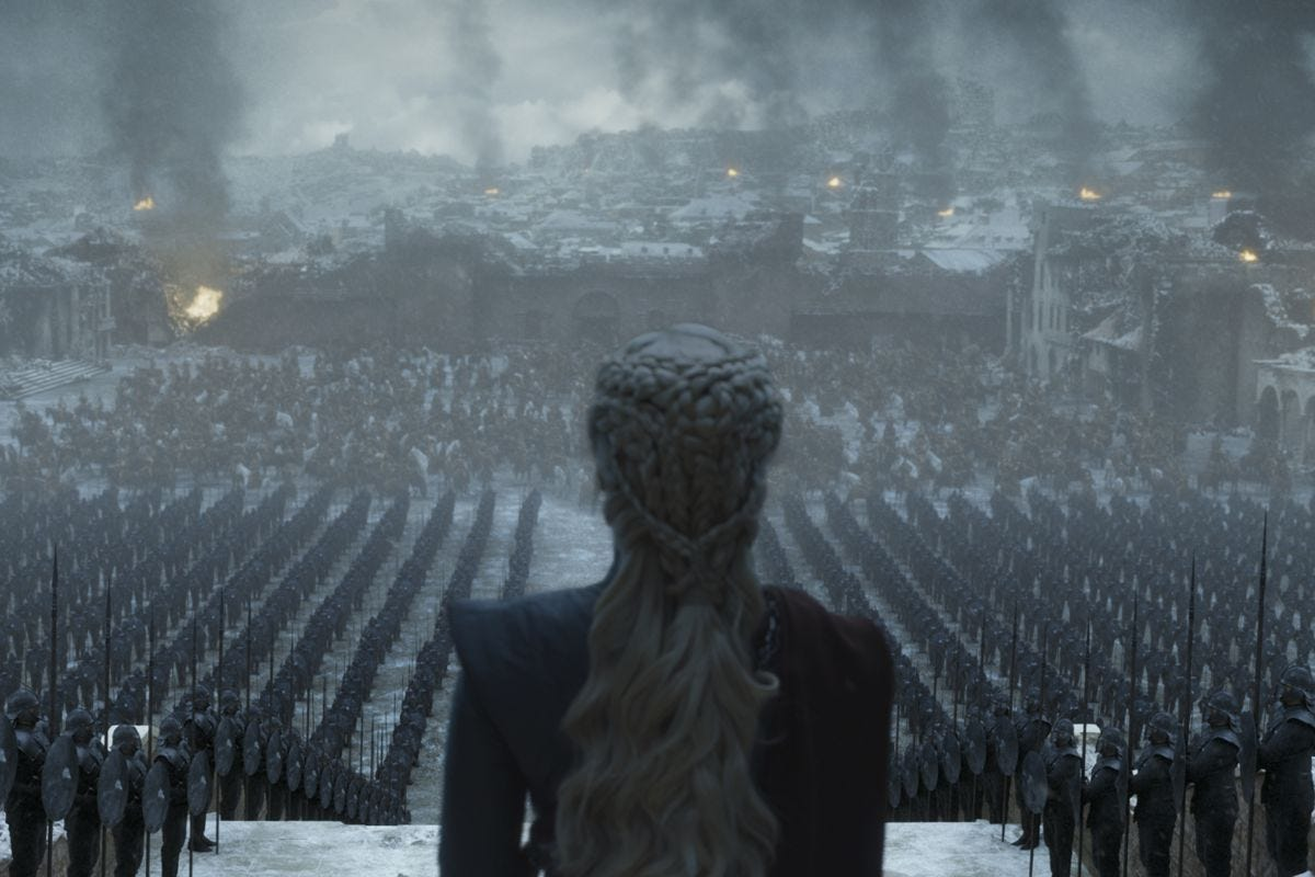 Game of Thrones series finale: the case for Daenerys Targaryen - Vox