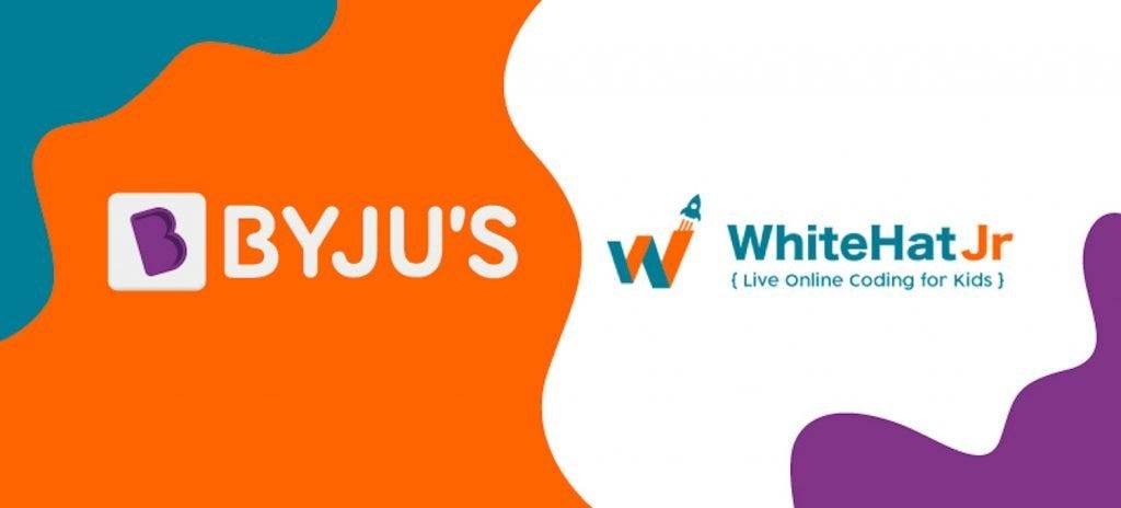 Edtech Decacorn Byju's Acquires WhiteHat Jr For US$300M In All ...