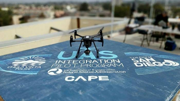 Chula Vista police has bought two $11,000 drones made by  DJI