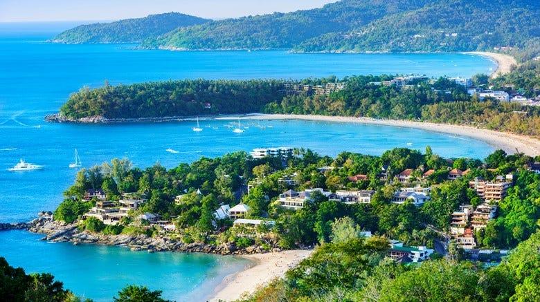 Phuket City, Phuket Island, Thailand Travel Guide- Top Hotels, Restaurants,  Vacations, Sightseeing in Phuket City- Hotel Search by Hotel & Travel  Index: Travel Weekly Asia
