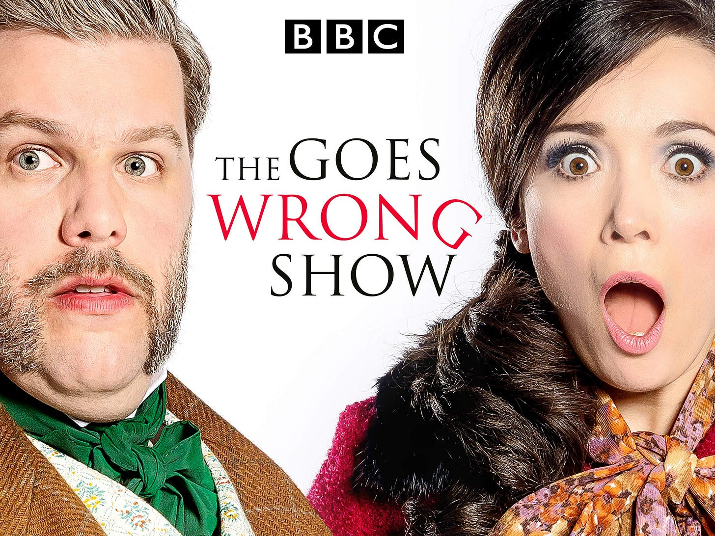 Watch The Goes Wrong Show - Season 1 | Prime Video