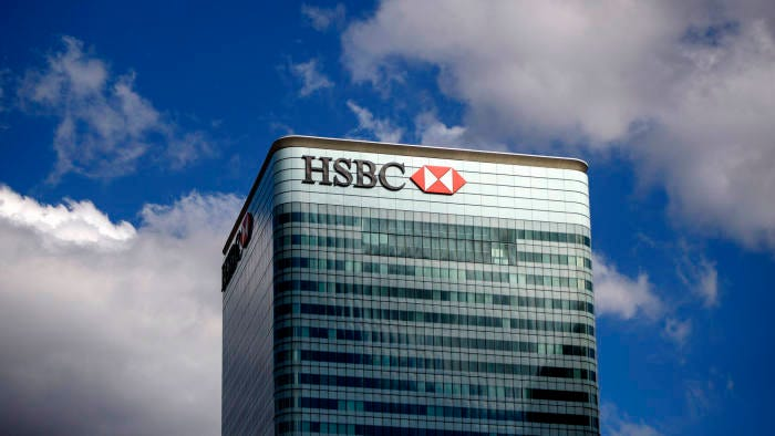 HSBC to shed 35,000 jobs in radical move to downsize | Financial Times