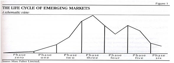 Invest in India with Paras Bothra: Lifecycle of an Emerging  Market:Different Phases to Identify