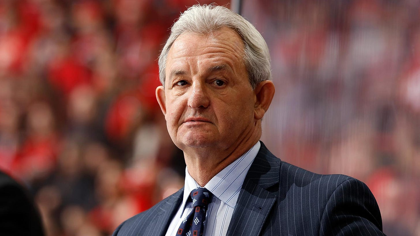 It's unfinished business': Darryl Sutter wants to win a Stanley Cup in  Calgary – Flamesnation