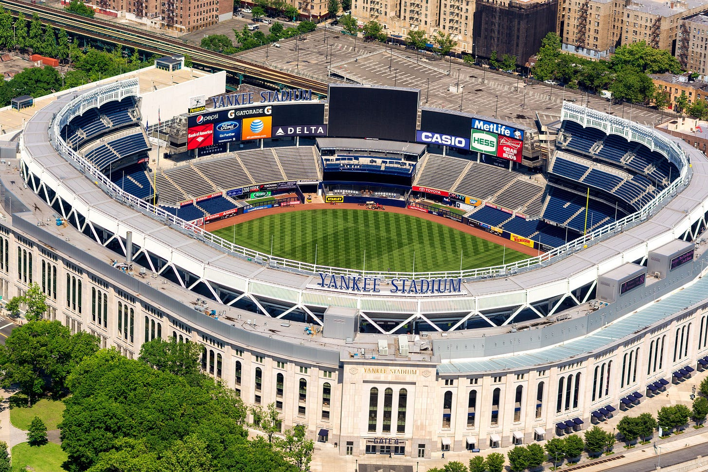 Firm owes NYC $100M in taxes for flopped stadium parking lots