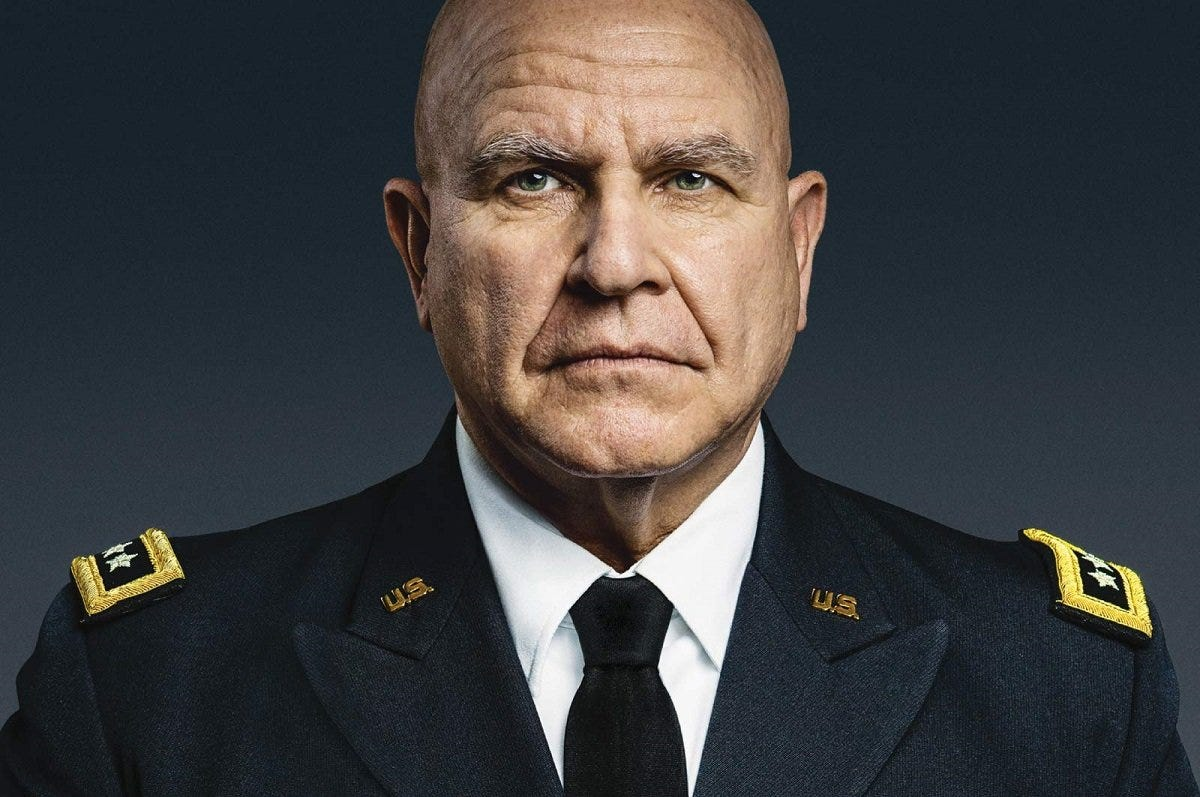 H. R. McMaster's Battlegrounds: A Fight for the Soul of U.S. Foreign Policy  | The National Interest