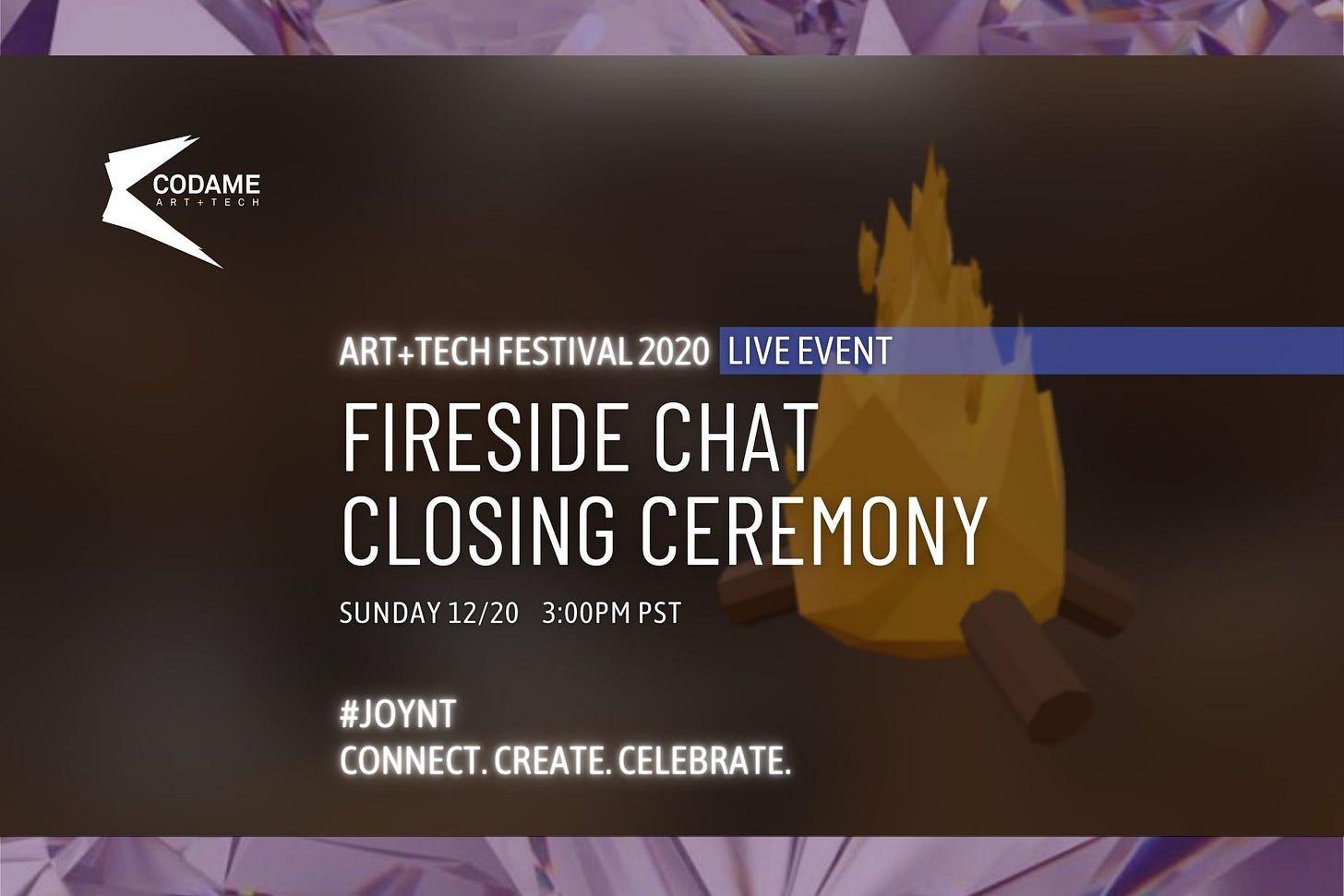 『 JOYNT 』Fireside Chat