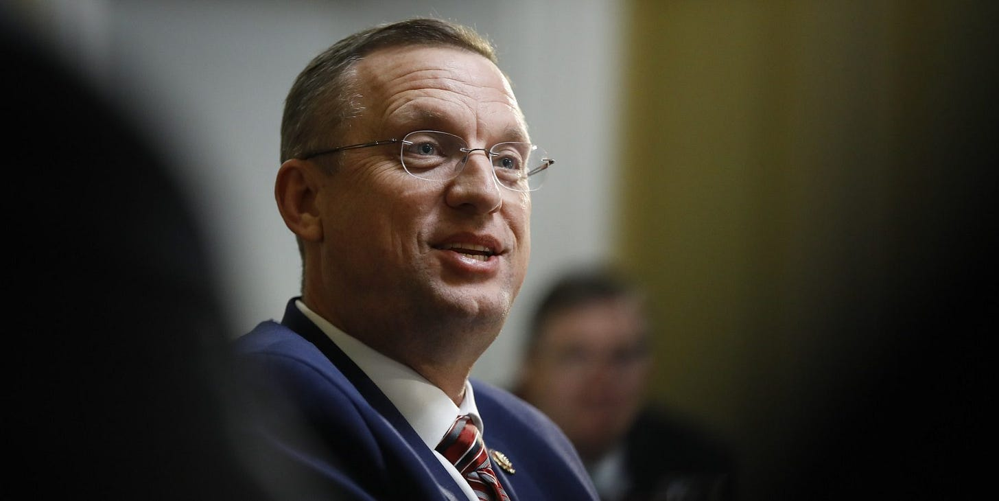 Rep. Doug Collins Expected To Try Ousting New Georgia Senator In GOP Battle  | 90.1 FM WABE