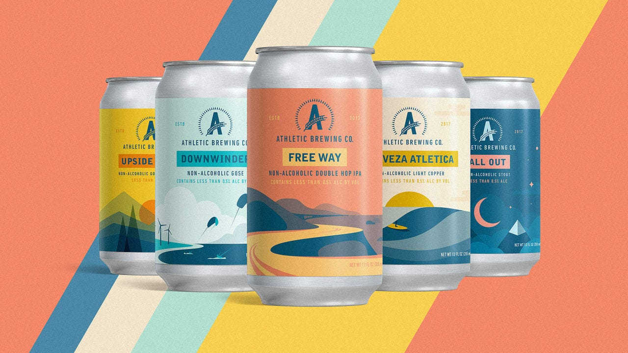 How Athletic Brewing made nonalcoholic beer cool