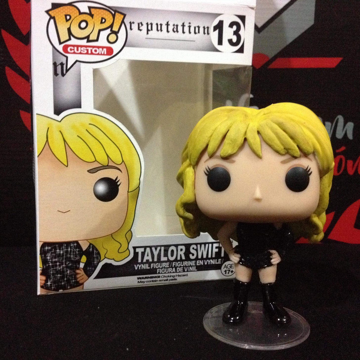 #taylorswift #funko #funkopop #reputation (With images ...