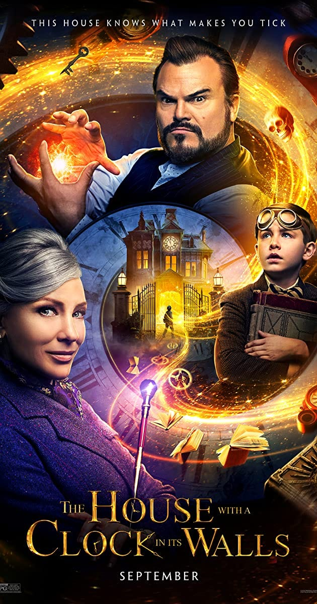The House with a Clock in Its Walls (2018) - IMDb