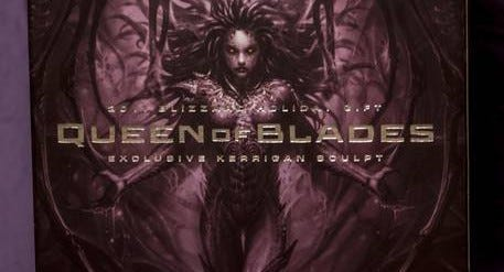 blizzard-employee-auction-sideshow-collectibles-kerrigan-queen-of-blades-bust-statue-600x450