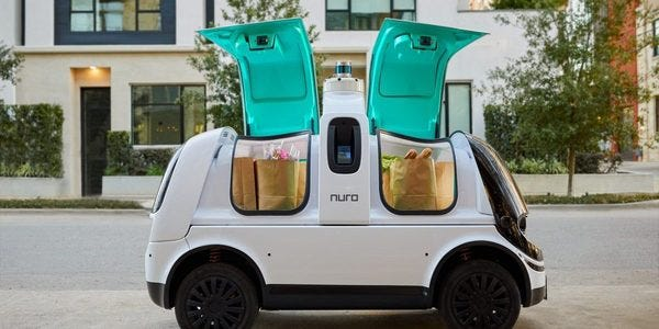 Coronavirus could hasten the adoption of delivery robots.