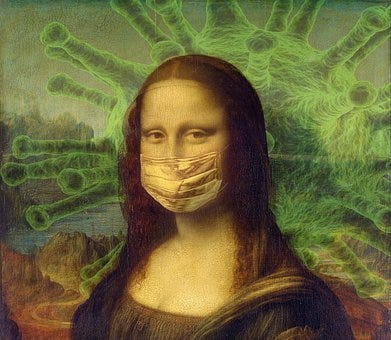 5+ Free Monalisa & Mona Lisa Illustrations - Pixabay