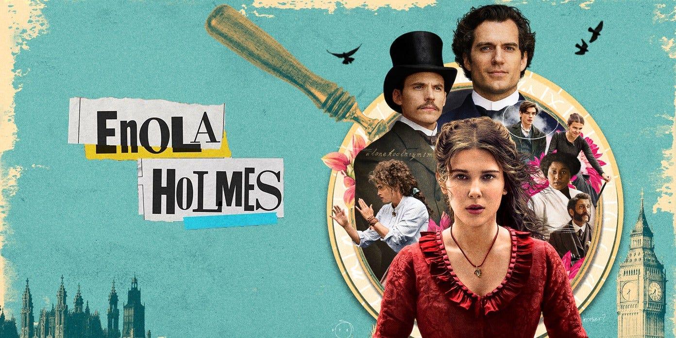"Millie Bobby Brown Is ""Enola Holmes"" On Netflix September 23Millie Bobby  Brown Is ""Enola Holmes"" On Netflix September 23 - Irish Film Critic"