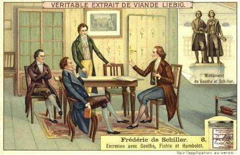 Friedrich Schiller, German Philosopher, Poet and Playwright' Giclee Print -  | AllPosters.com