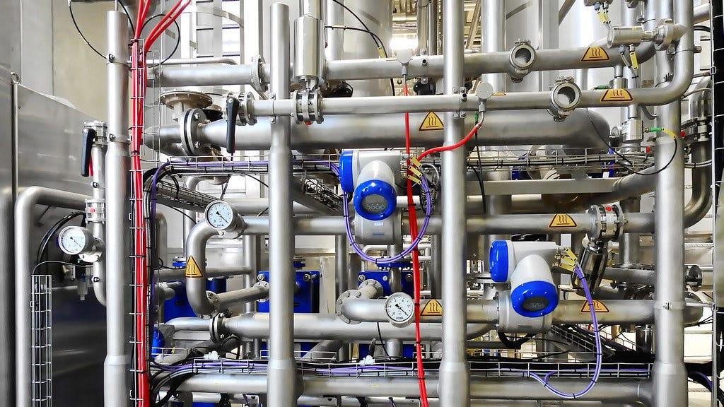 High Pressure Hydraulic Pipelines CN Pipe Bender