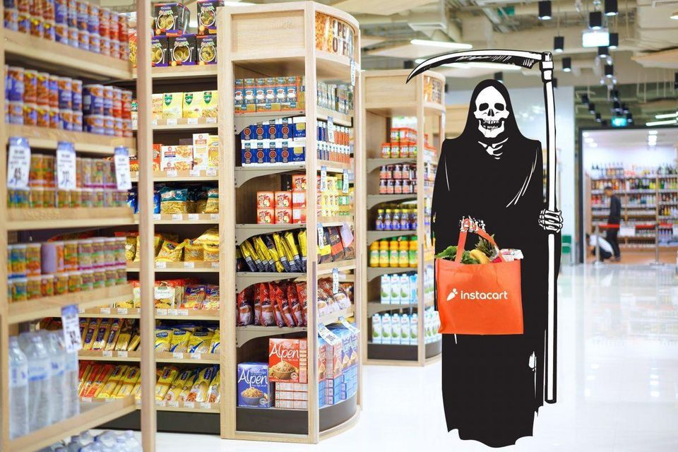 Killing Instacart: Why The High-Flying Company Is At Risk Of ...