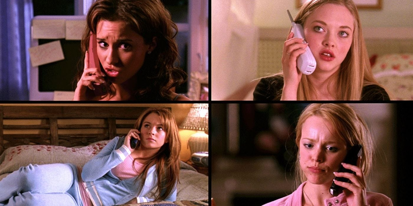 Iconic Mean Girls Phone Call Scene Remade By Creators With Disabilities -  WorldNewsEra