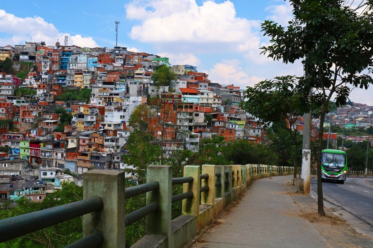 Brasilândia, na zona norte de São Paulo | Ira Romão/Agência Mural