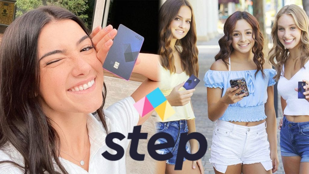 Charli D'Amelio invests in $50 million banking service for teens - Dexerto