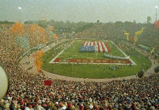 Image result for super bowl 1985 stanford