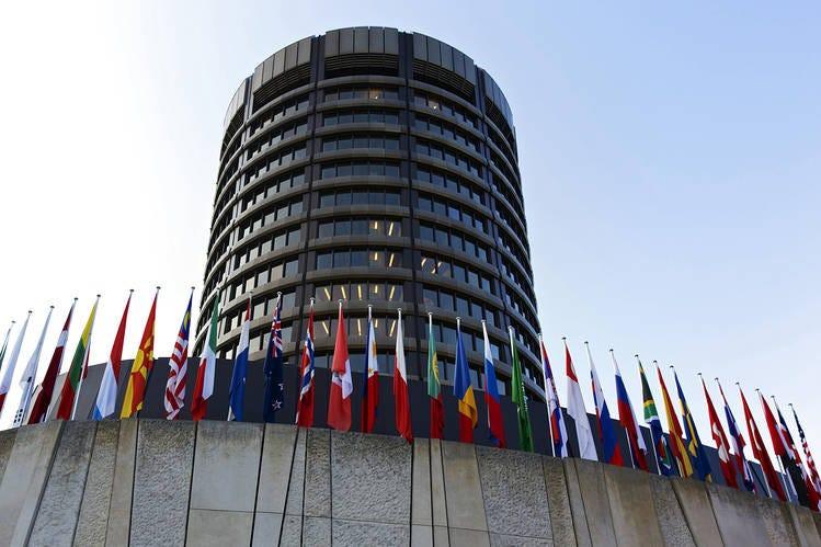 Image result for bank of international settlements