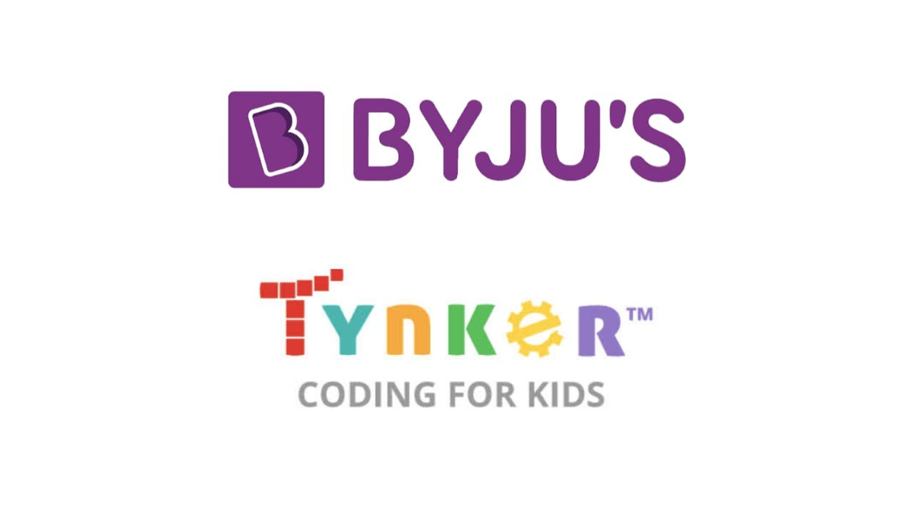 Exclusive: Byju's is in Talks to Acquire Tynker - Next Big Brand