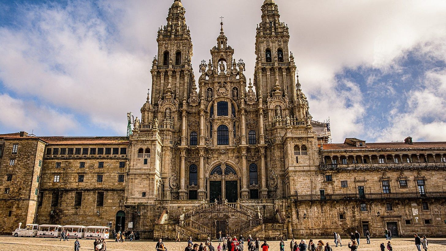 Santiago di Compostela Jubilee: A time of grace, healing and encounter -  Vatican News