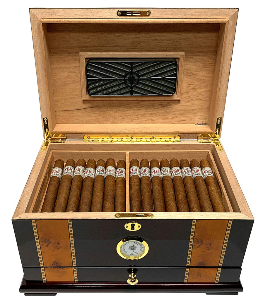 Humidor Handbook – Best Cigar Humidor & Cigar Accessory Guide