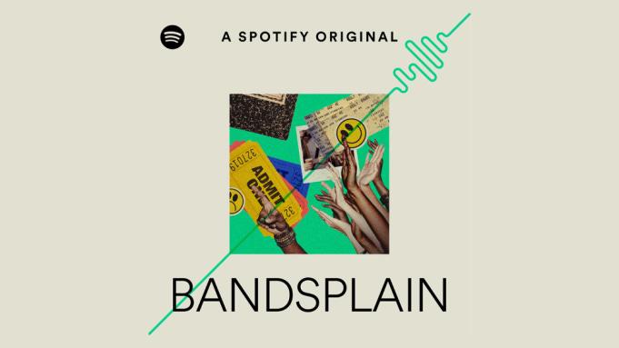 Bandsplain Spotify