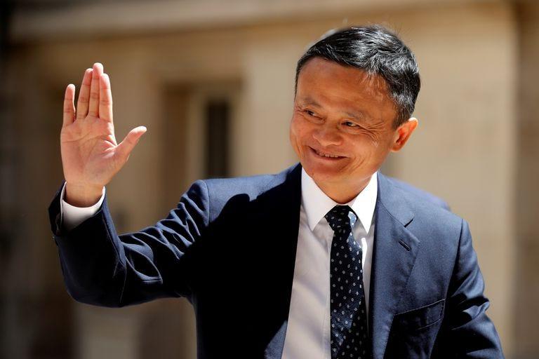 Jack Ma, o fundador da Alibaba, reaparece após três meses desaparecido    Economia   EL PAÍS Brasil