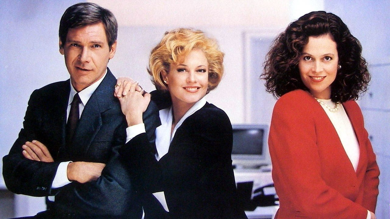 The Film Canon: Working Girl (1988) | The Young Folks