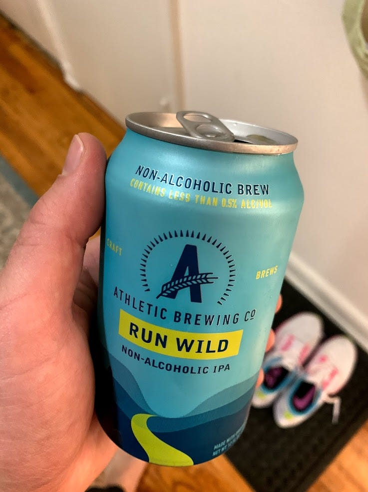 Run Wild IPA from Athletic Brewing