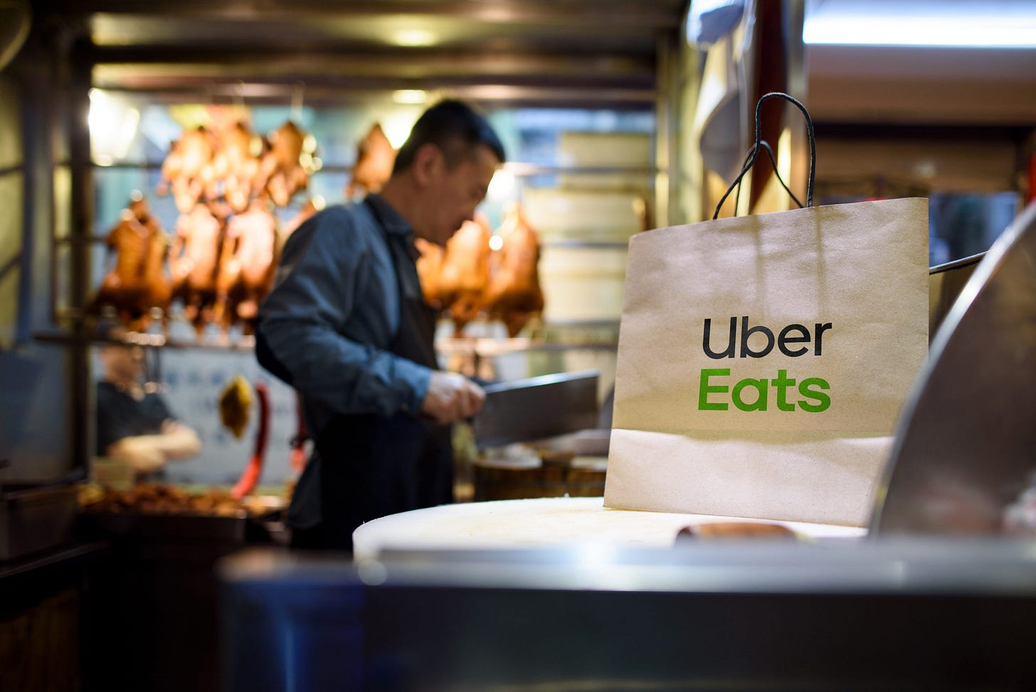 Uber Eats Using Discounts and Ad Space to Entice More Restaurants