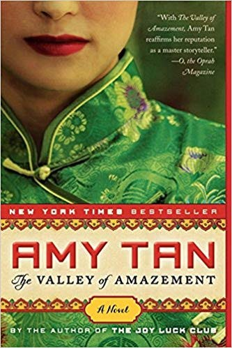 Cover of The Valley of Amazement by Amy Tan