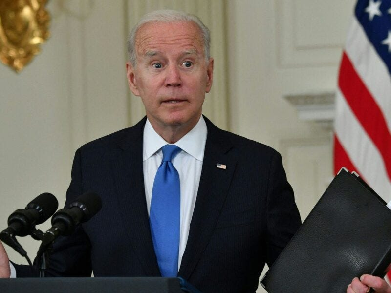 Biden: I don't understand the Republican Party today