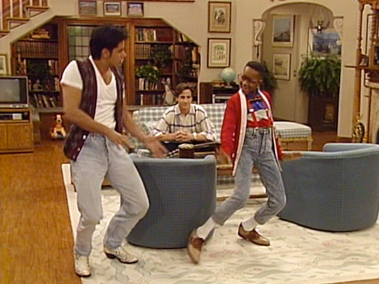 Image result for full house family matters crossover""