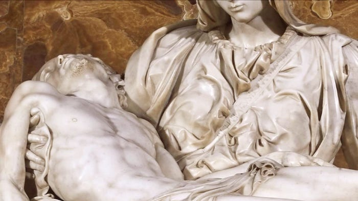 MICHELANGELO' S PIETÀ: 5 things to know about the Vatican Pietà