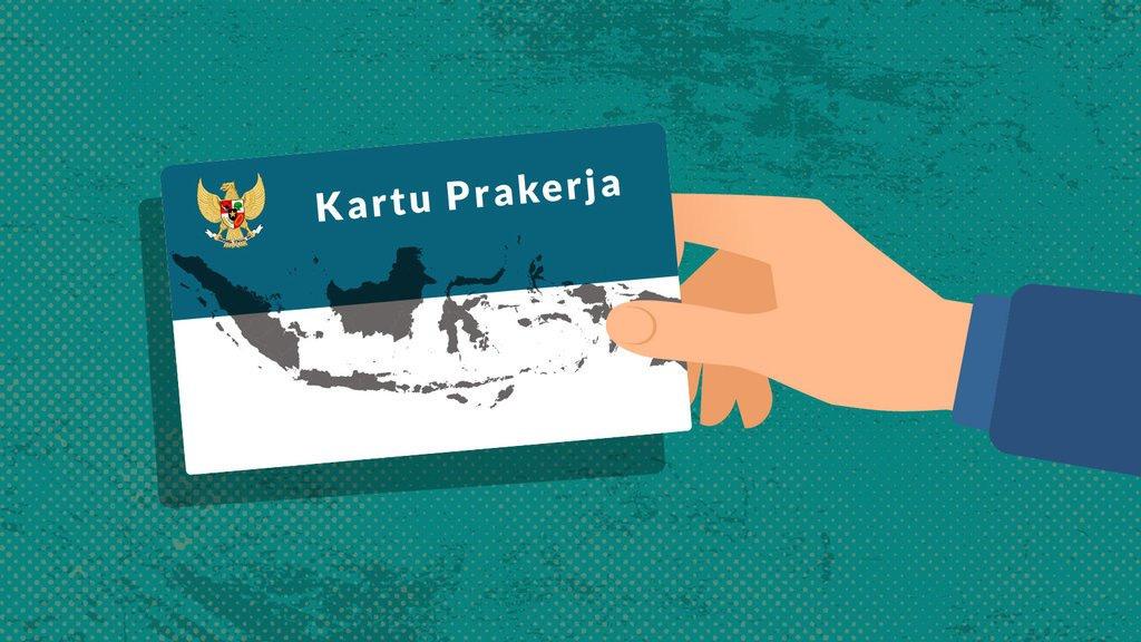 Pendaftaran Kartu Prakerja Gelombang 2 Dibuka pada 20-23 April ...