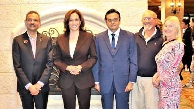 Friends of Kamala: Nevada Indian-American hosts fundraiser for Presidential candidate