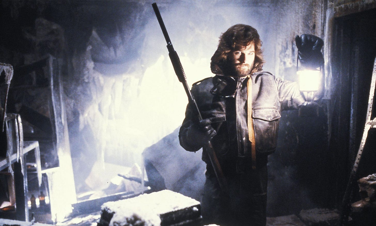 Watching 'The Thing ' at the End of the World   Vanity Fair